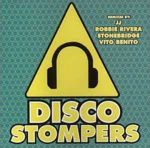 Various - Disco Stompers
