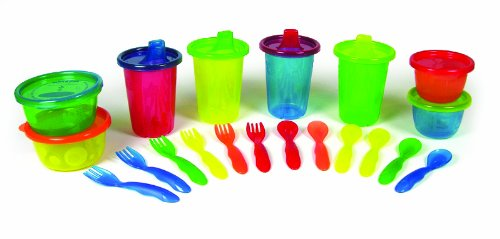 Tomy Bumper Mealtime Kit (Pack Of 20 Pieces)