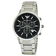 AR2434 Mens Armani Stainless Steel Bracelet Watch