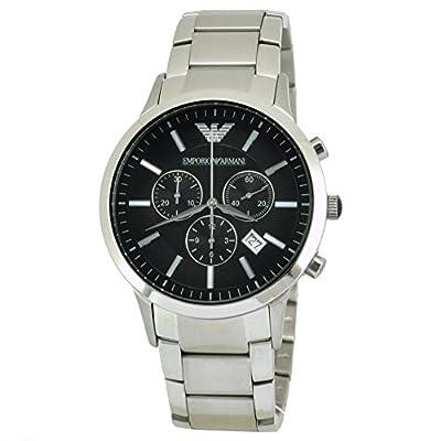Emporio Armani Men's AR2434 Chronograph Stainless Steel Watch