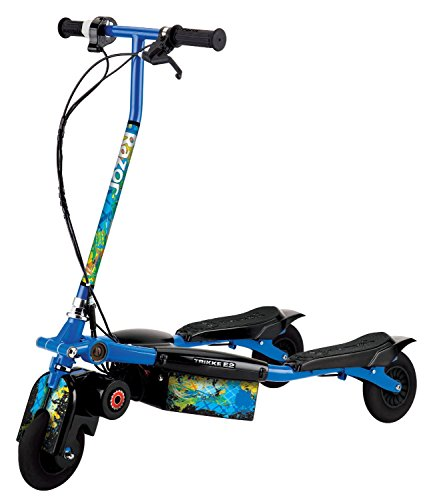 Razor Trikke E2 Electric Scooter, Blue