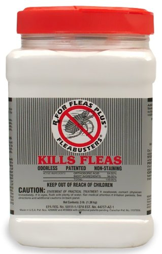 Fleabusters Rx for Fleas Plus