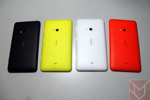 Lumia 625 Windows Phone (Unlocked, 8Gb, Yellow)