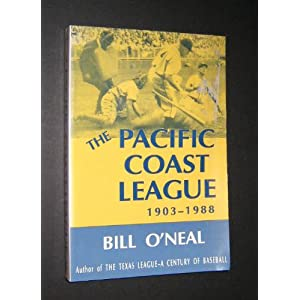 Amazon.com: Pacific Coast League: A Minor League History ...