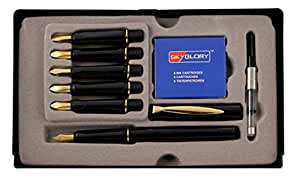 Hi Quality Professional Calligraphy Set With 6 Nibs 6
