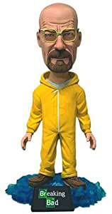 Breaking Bad - Bobble Head Walter White 15 cm