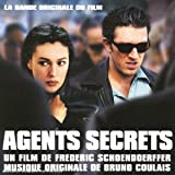 echange, troc Bruno Coulais - Agents Secrets