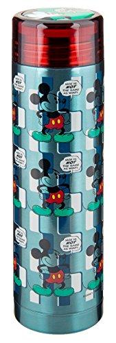 ディズニー スリムパーソナル ボトル 400 ミッキーマウス ヴィンテージ MA-2111