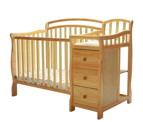 Baby Crib With Changing Table And Dresser Attached Baby