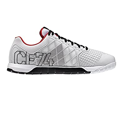 Reebok Performance Men's R Crossfit Nano 4.0 Porcelain Size EU 41 textile and synthetic. inside
