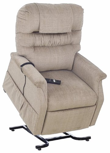 Monarch Series Lift Chair, Medium (Color: Primrose) - White Glove Service!