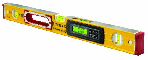Stabila 36548 48-Inch Electronic Dust and Waterproof IP65 TECH Level with Case