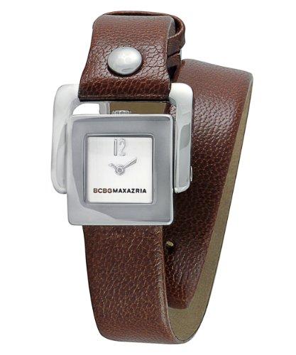 BCBGMAXAZRIA Women's BG6292 Eclectic Analog Silver Dial Watch