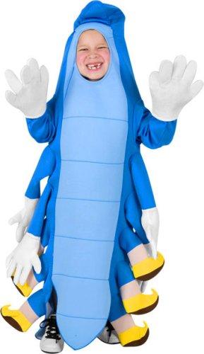 Child's Caterpillar Halloween Costume (Medium)