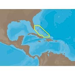 C-MAP NT+ NA-C306 - The Bahamas - C-Card