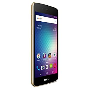 BLU Diamond UK SIM-Free Smartphone -Gold