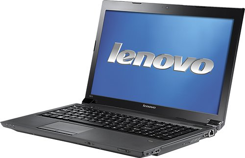 Lenovo B570-1068BAU Laptop Computer / Intel Pentium Dual-Pith B960 2.2GHz Processor / 4GB DDR3 Memory / 15.6-inch Widescreen Demonstrate / 320GB Hard Drive / eSATA Refuge / HDMI / Gigabit Ethernet / DVDRW Double Layer / 6-Stall Battery / Black / Windows 