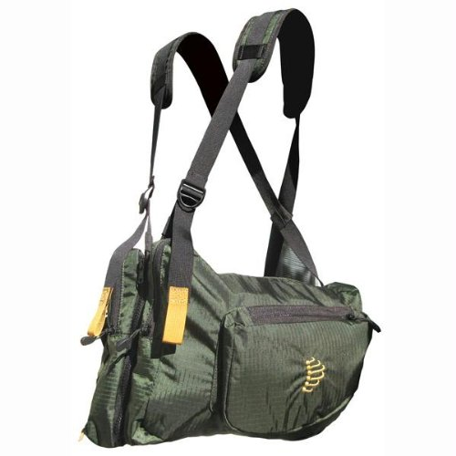 Ribzwear 2011 Front Pack Forest Green