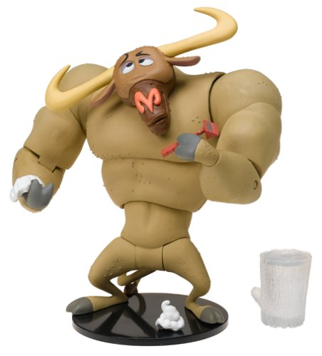 Palisades Ren and Stimpy - Shaven Yak Action Figure (Ren Figure compare prices)