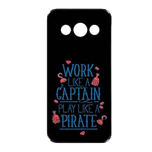 Vibhar printed case back cover for Samsung Galaxy J1 PlayPirate