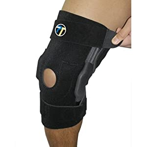 Buy Pro-Tec Hinged Knee Brace - Pro-Tec Hinged Knee Brace - XX-Large - 8904 by ProTec