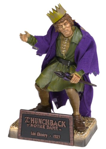 Picture of Sideshow The Hunchback of Notre Dame figure / Sideshow Toys, mint on card (B00004YTAX) (Sideshow Action Figures)