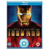 Iron Man [Blu-ray] [2008] [Region Free]