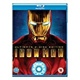 Iron Man (2 Disc) [Blu-ray][Region Free] [2008]by Robert Downey Jr
