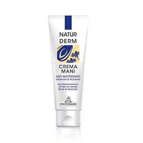 Spacchiasol Naturderm Crema Mani Uso Quotidiano 75ml