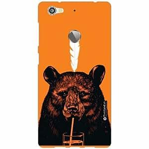 Letv Le 1s Back Cover - Silicon Animal Print Designer Cases