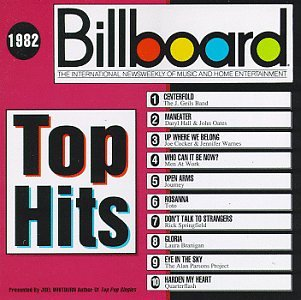 Various Artists - Billboard Top Hits - 1982 - Zortam Music