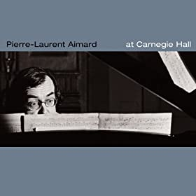 Aimard at Carnegie Hall