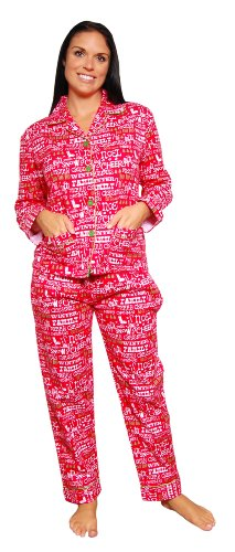 Mother Daughter Christmas Pajamas