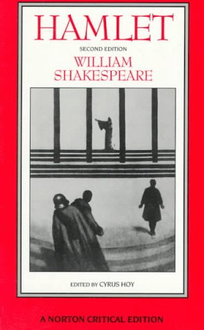 Hamlet (Norton Critical Editions) book cover