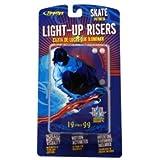 Tireflys Light-Up Skateboard Risers - Red