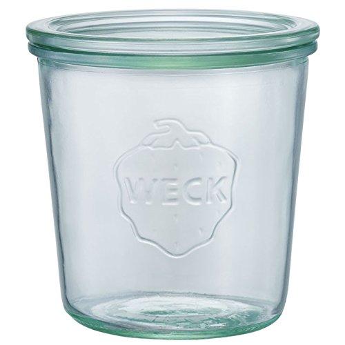 WECK ガラスキャニスター500ml