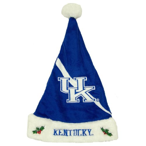 NCAA Swoop Logo Santa Hat NCAA Team: University of Kentucky Wildcats at Amazon.com