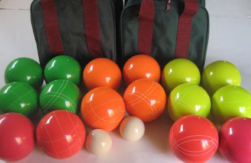 Premium Quality Combo EPCO Tournament Bocce Sets, 4 color bocce ball option -… günstig kaufen