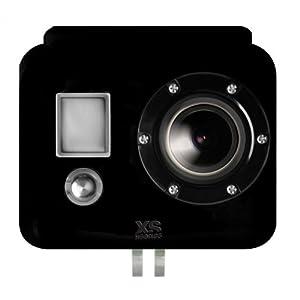 XSories SILG/BLA- Funda de protección de silicona para cámara fotográfica, color negro  Deportes y aire libre Comentarios y más información