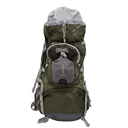 ALPS Mountaineering Red Tail 3900 Internal Frame Pack, Green