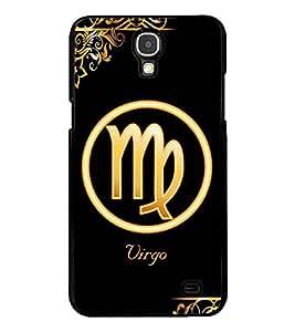 Fuson 2D Printed Sunsign Virgo Designer back case cover for Samsung Galaxy Mega 2 G750 / G7508 - D4326