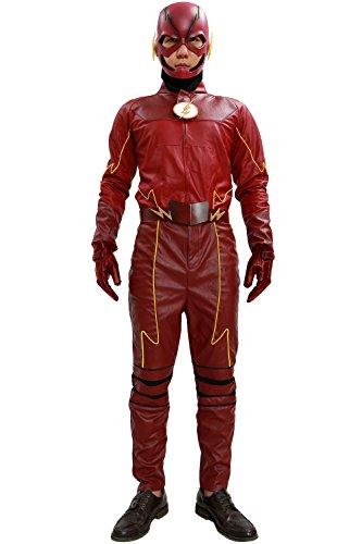 Barry (Barry Allen Halloween Costume)