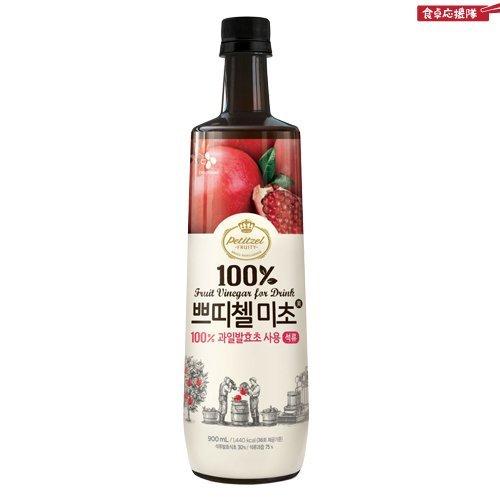 美酢「ミチョ」コラーゲン900mL 1本【ザクロ味】■韓国食品■