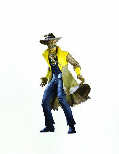 DC Direct Blackest Night: Series 8: Sinestro Corps Member Scarecrow