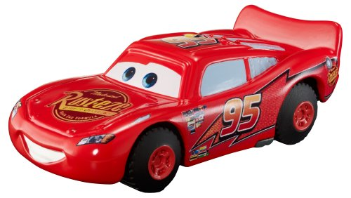 Disney / Pixar CARS Stunt Racers Lightning McQueen by Mattel
