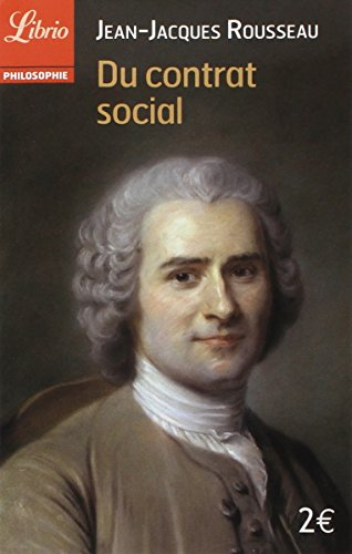 the thought of jean jacques rousseau the leader of modern socialism