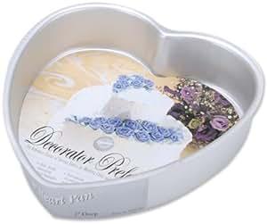 Wilton Decorative Preferred 8-Inch Heart Pan