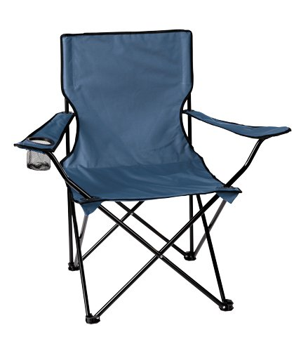 The Wreef Camping Chair - Navy