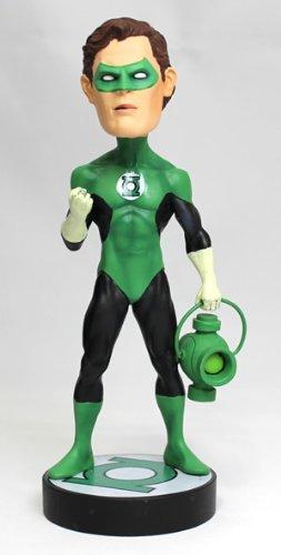 【NECA】DC CLASSICS(DCコミック)GREEN LANTERN(グリーンランタン)HAL JORDAN(ハル・ジョーダン)Head Knocker【並行輸入品】