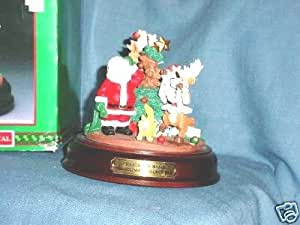 1994 House of Lloyd Musical Wreck The Halls Figure